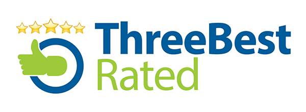 Three Best Rated Award Logo